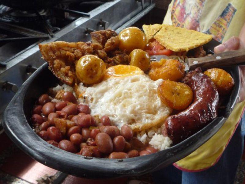 Recipe Frijoles Antioqueño - Colombian Bean Soup | Ancient ...